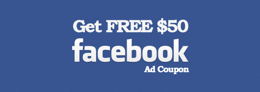 FREE $50 Facebook Ad Coupon